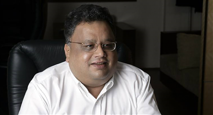 Rakesh Jhunjhunwala is India's equivalent to Warren Buffett in America.