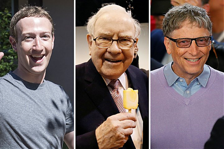 We can learn much from the frugal habits and lifestyles of several billionaires.