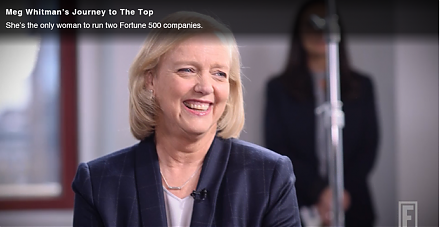 HPE CEO Meg Whitman decides to step down after her 6-year stint at the technology giant.