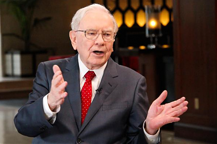 Warren Buffett points out that it is important to invest in oneself with better interpersonal communication.