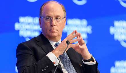 BlackRock CEO Larry Fink suggests that corporations should make a positive contribution to society apart from boosting the bottomline.