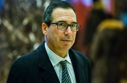 Treasury Secretary Steven Mnuchin welcomes a weak U.S. dollar amid pervasive fears of an open trade war between America and China.