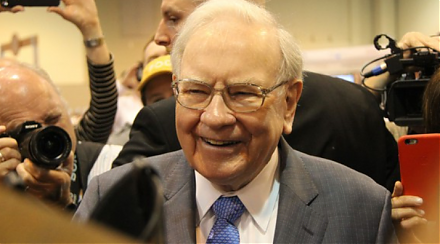 Buffett discusses Berkshire's cash ambition, its reinsurance business, and his succession plan.