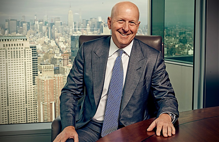 David Solomon succeeds Lloyd Blankfein as the new CEO of Goldman Sachs.