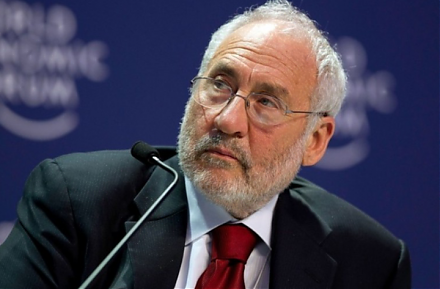 CNBC's business anchorwoman Becky Quick interviews Nobel Laureate Joseph Stiglitz on the current Sino-U.S. trade war.