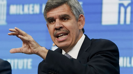 Allianz chairman Mohamed El-Erian bolsters a new American economic paradigm in lieu of the Washington consensus.