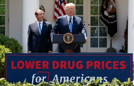 President Trump seeks to honor his campaign promise of lower U.S. medical costs by forcing higher big-pharma prices in foreign countries.