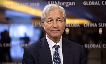 JPMorgan Chase CEO Jamie Dimon sees great potential for 10-year government bond yields to rise to 5%.
