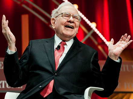 Warren Buffett offloads a few stocks from the Berkshire Hathaway portfolio in November 2018.