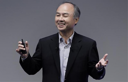 The Internet and telecom conglomerate SoftBank Group raises $23 billion in the biggest IPO in Japan.
