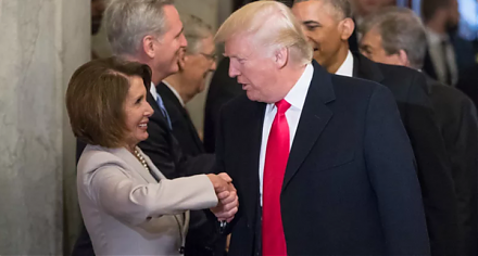 U.S. government shuts down again because House Democrats refuse to spend $5 billion on the border wall.