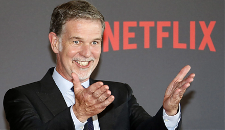 Netflix raises its prices by 13% to 18% for U.S. subscribers.