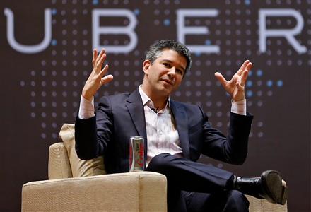 Uber seeks an IPO in close competition with its rideshare rival Lyft and other tech firms such as Slack, Pinterest, and Palantir.