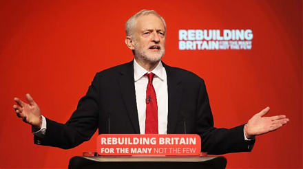 To secure better E.U. economic arrangements, Jeremy Corbyn encourages Labour legislators to back a second referendum on Brexit.