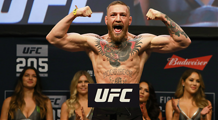 Conor McGregor learns a major money lesson from LeBron James.