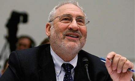 Nobel Laureate Joseph Stiglitz maintains that globalization only works for a few elite groups.