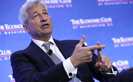 JPMorgan Chase CEO Jamie Dimon views wealth inequality as a major economic problem in America.