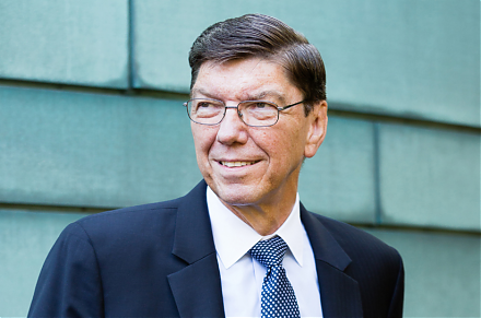 Clayton Christensen defines the core dilemma of corporate innovation with sustainable and disruptive advances.