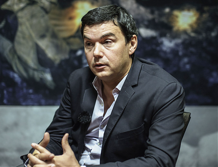Thomas Piketty frames economic inequality as a global phenomenon.