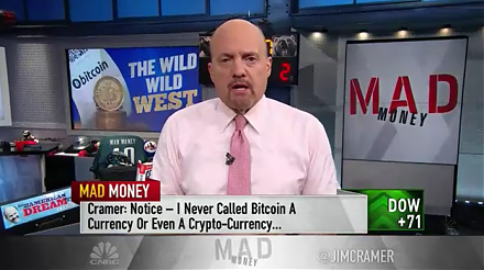 Jim Cramer provides 5 key reasons against the purchase and use of cryptocurrencies such as Bitcoin, Ethereum, and Ripple.