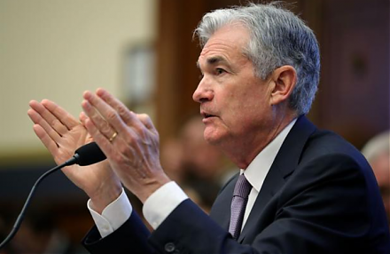 Fed's new chairman Jerome Powell testifies before Congress for the first time.