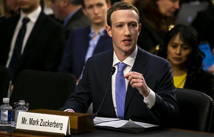 Facebook CEO Mark Zuckerberg testifies in Congress to rise up to the challenge of public outrage.