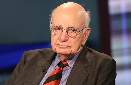 Former Fed Chair Paul Volcker releases his memoir, talks about American public governance, and worries about plutocracy in America.