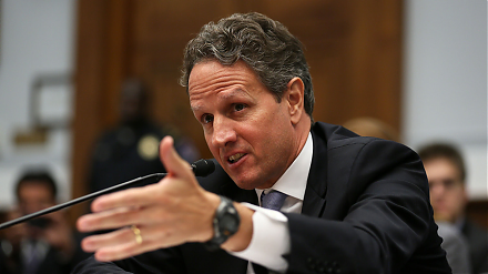 Timothy Geithner shares his reflections on the post-crisis macro financial stress tests for U.S. banks.