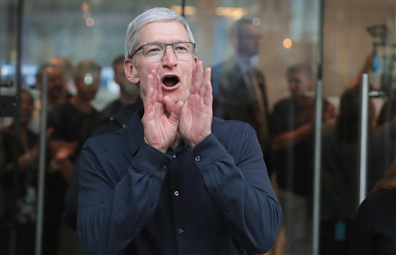 After its iPhone X launch, Apple reports its highest quarterly revenue over $80 billion in the tech titan's 41-year history.
