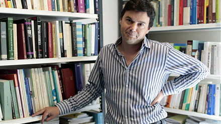 Thomas Piketty empirically shows that the top 1% cohort rakes in 20%+ of U.S. national income.